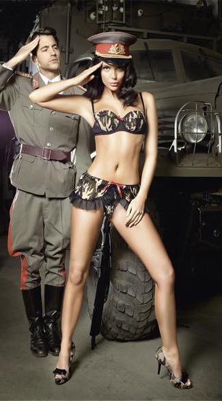 Fashion-Sexy-font-b-Lingerie-b-font-font-b-Military-b-font-Army-Bra-and-Mini