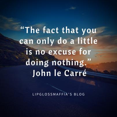 #LipglossmaffiaBookclub John le Carre quotes