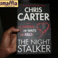 #LipglossmaffiaBookclub: The Night Stalker || Chris Carter...