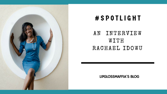 #Spotlight with Rachael