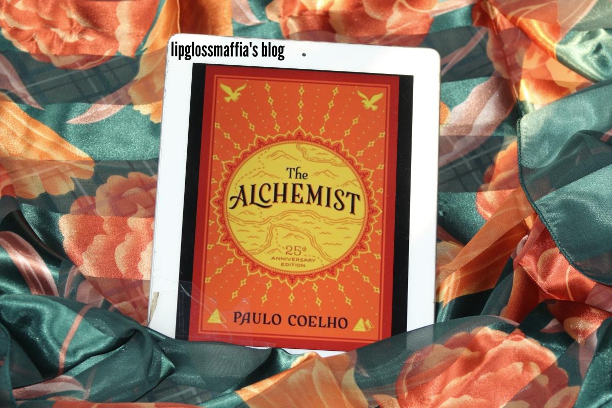 #LipglossmaffiaBookclub: The Alchemist || Paulo Coelho