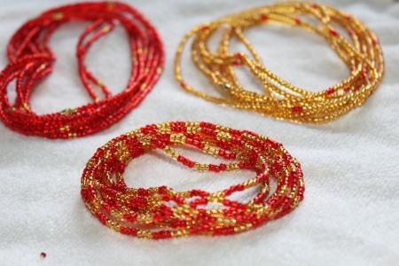 Lipglossmaffia's blog DIY waist beads (27)