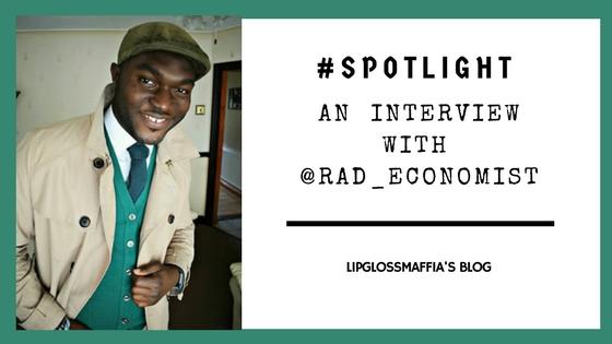 #Spotlight with @rad_economist