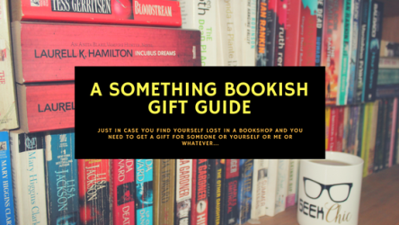 A something bookish gift guide by lipglossmaffia