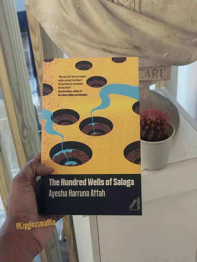 The hundred wells of salaga Lipglossmaffia's blog